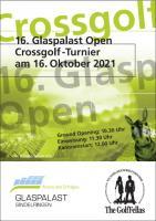 """16. Glaspalast Open 2021  """"Regulär"""""""