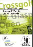 """13. Glaspalast Open 2018  """"Regulär"""""""