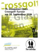 """14. Glaspalast Open 2019  """"Regulär"""""""